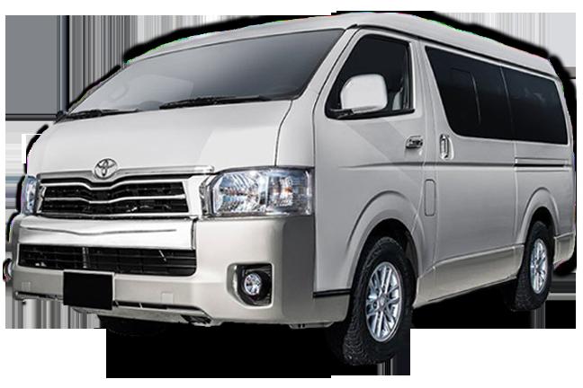 Toyota Hi-Ace Grandia 2018