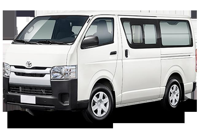 Toyota Hi-Ace Commuter 2018