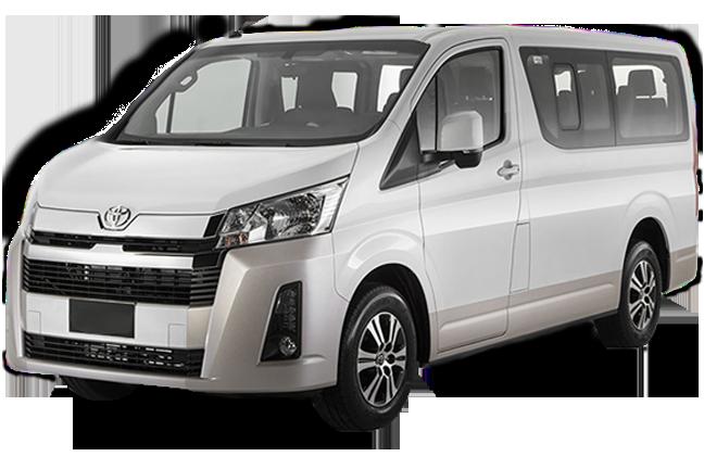 Toyota Hi-Ace Commuter 2019